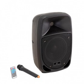 Soundsation GO-SOUND 8AMW, 2-vie Portatile e  Batteria Ricaricabile