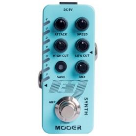 Mooer E7 Guitar Synth