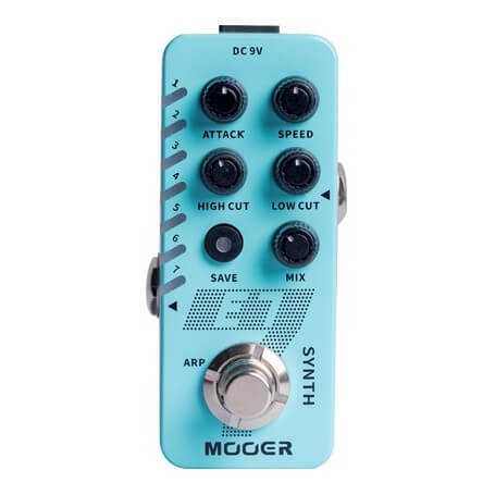 Mooer E7 Guitar Synth - vaiconlasigla; strumenti musicali; vaiconlasigla shop; vaiconlasigla strumenti musicali; music i