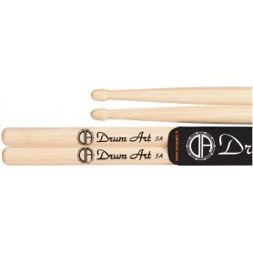 DRUM ART bacchette HICKORY 5A