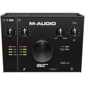 M-AUDIO AIR 192 | 4, Interfaccia audio/MIDI USB 2-In / 2-Out