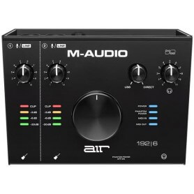 M-AUDIO AIR 192 | 6, Interfaccia audio/MIDI USB 2-In / 2-Out
