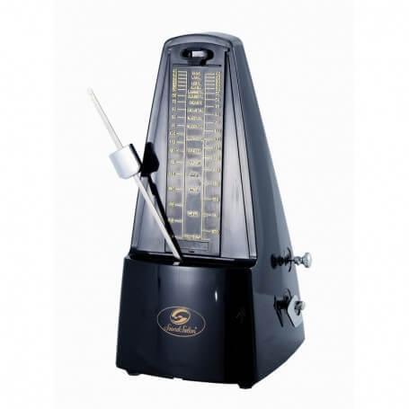 SOUNDSATION MM-10P-B Metronomo meccanico con suoneria - vaiconlasigla; strumenti musicali; vaiconlasigla shop; vaiconlas