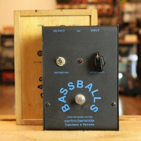 ELECTRO-HARMONIX BASSBALLS envelope filter russian - vaiconlasigla; strumenti musicali; vaiconlasigla shop; vaiconlasigl